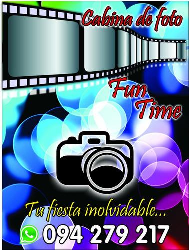 cabina fotográfica - cabina de fotos - fotocabina - alquiler