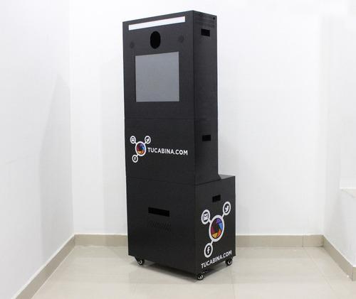 cabina fotográfica inflable - 1 hora de regalo