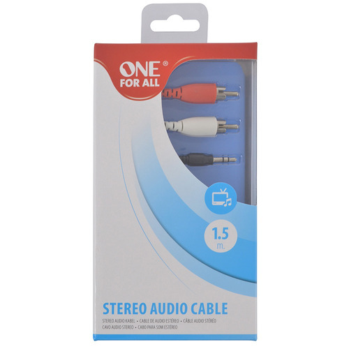 cable 2 rca a spika one for all geant