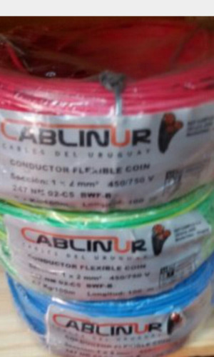 cable 2mm autorizado