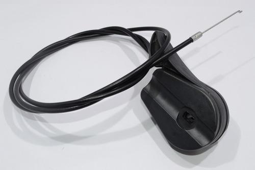 cable acelerador con unidad de control de cortadora equus