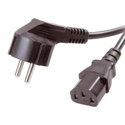 cable alimentacion schuko 1,8m 1,0mm2 dracma