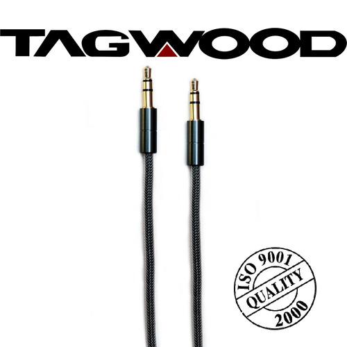 cable conector de 3.5mm a conector de 3.5mm. 1.5mts. haux01