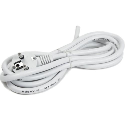 cable conexión c/schuko para balastos 1 m