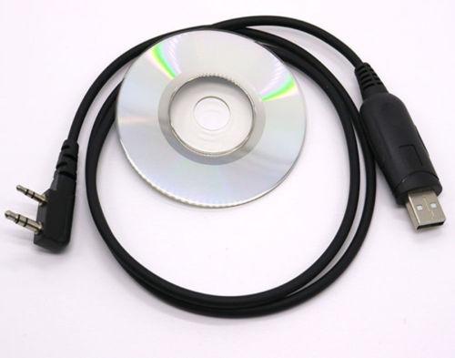 cable de programación usb y software para kenwood tk-278/tk-