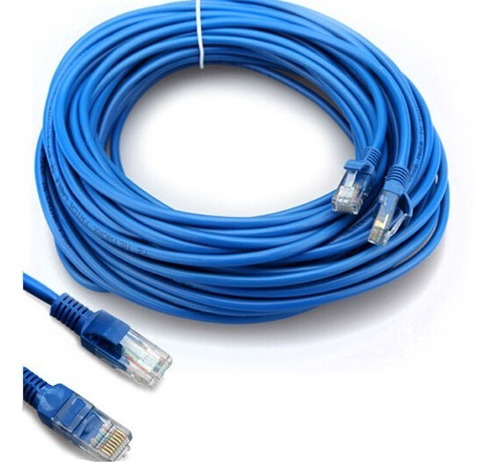 cable de red rj45 ethernet para pc notebook etc 16 metros