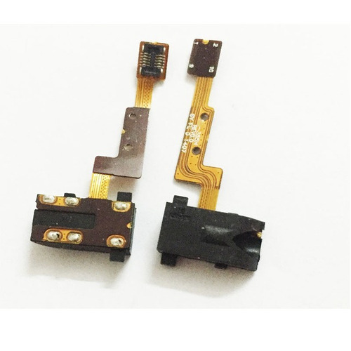 cable flex audio conector auricular jack galaxy core 2 g355