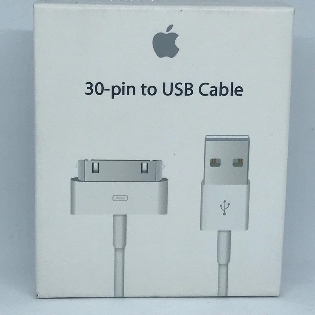 cable lightning apple -iphone 4,4s, ipad 1,2,3 original