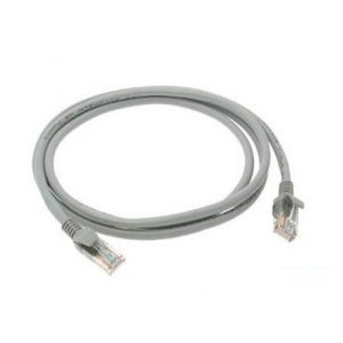 cable patchcord intellinet cat 5e 5 mts. gris
