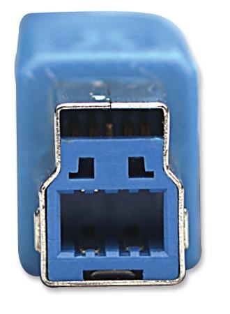 cable usb 3,0 a/b 2,0 mts azul blister manhattan