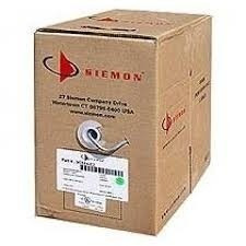 cable utp cat 5 siemon interior 305 mts