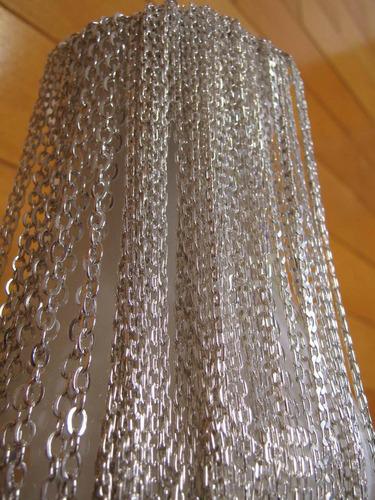 cadenas de plata forcet  título 925 a $ 90 el gramo nelson