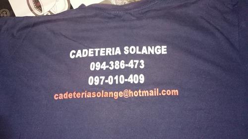 cadeteria / delivery