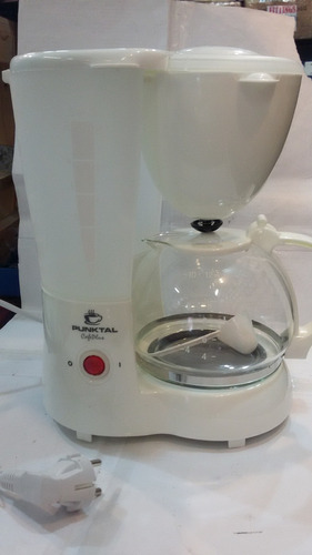 cafetera punktal pk126-a 12 tazas garantia con filtro nuevo