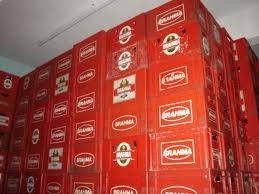 caixa (engradados) cerveja 600, litrão,skol 300 ml...