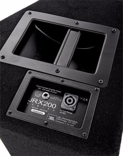 caja acustica jbl jrx212 pasiva 12  250w 128db