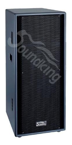 caja acustica soundking jb2215 2 x 15 + driver