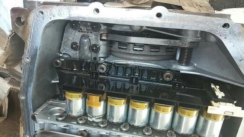 caja automatica bmw x3,x5 ,e60,530d ,reparacion y repuestos