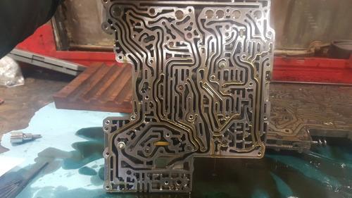 caja automatica mercedes benz reparacion y recambio