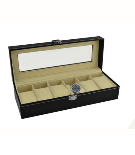 caja bandeja exhibidor para relojes o pulseras