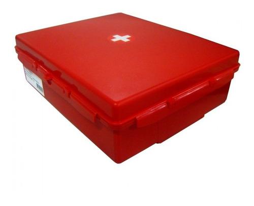 caja botiquin  100% estanco emifran em-245 (color blanco)