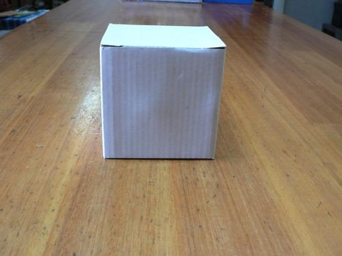 caja de cartón chica