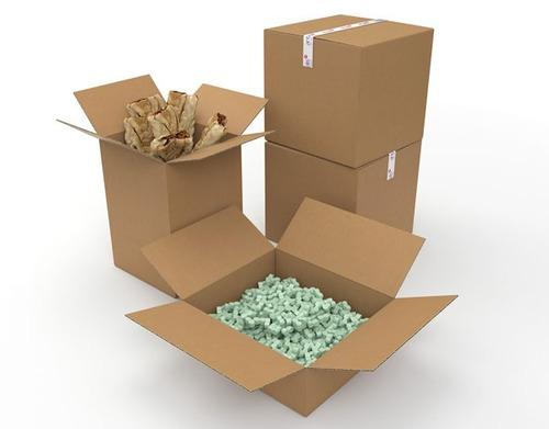 caja de carton con espuma y producto *envio gratis