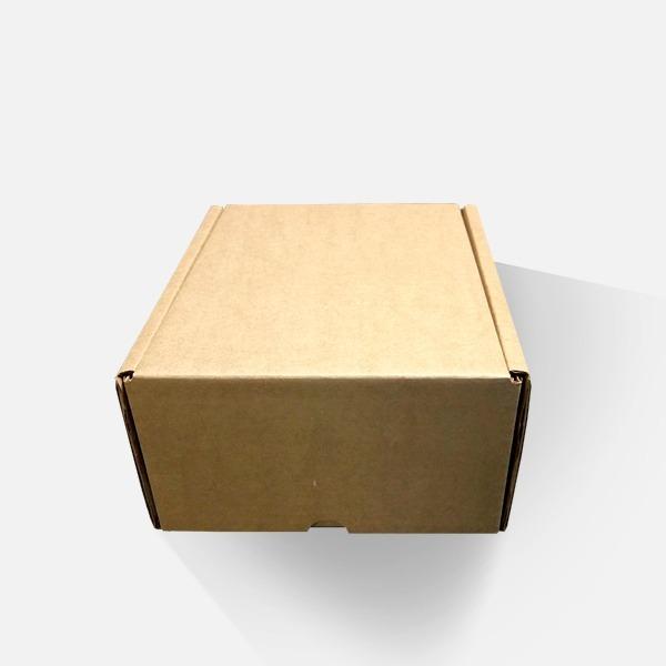 Caja De Carton Para Envíos Pequeños 21 X 16 X 9 Cm 2000 En
