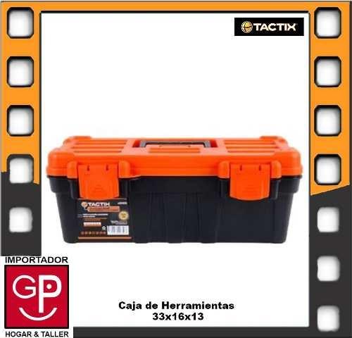 caja de herramienta alto impacto tactix 33x16x13cm g p