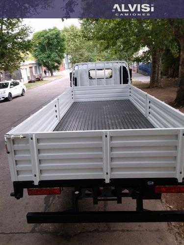 caja metalica p/ camion 6.20 metros rebatible para vw, etc