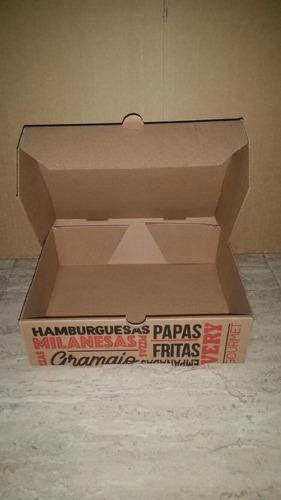 caja para chivito....napolitanas.....empanadas