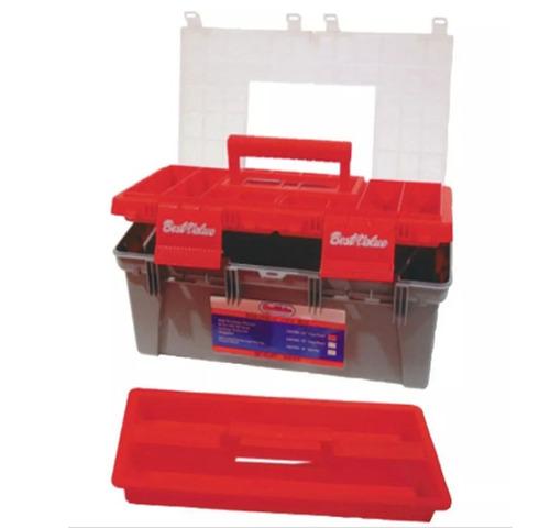 caja para herramientas 16'' panal best value g p