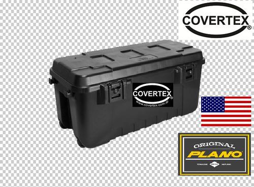 caja plano usa baul cuatri,pick up ,plastica ruedas 95x46x36