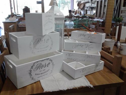 caja rectangular con ranura grande 36x22.5x14.3 los alamos