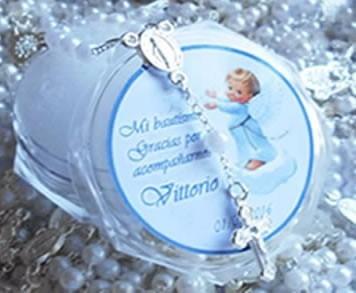 cajitas italianas souvenir bautismo nacimiento comunion
