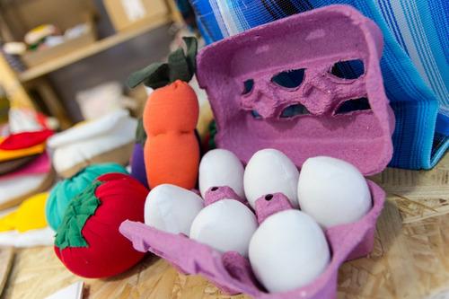 cajon de verduras juguetes para niños