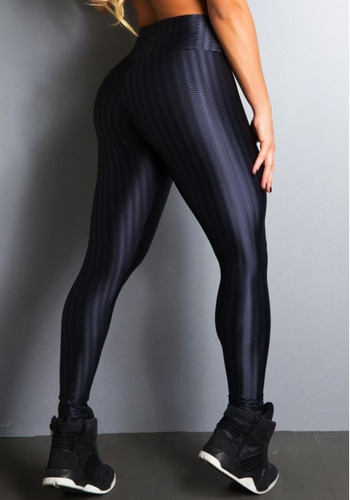 calça cirre 3d poliamida atacado moda fitness roupa feminina