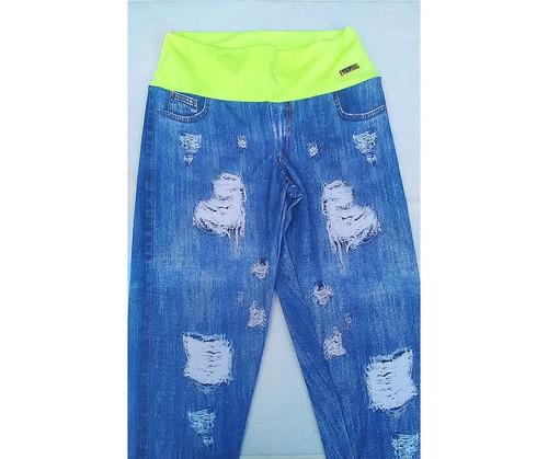 calça leg feminino fitnes promoção roupas barato + brinde
