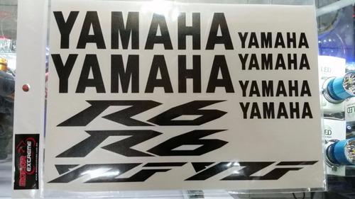 calcomanias para motocicleta modelo yamaha r6
