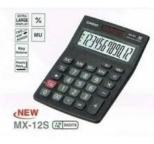 calculadora casio mx-12s  12 digitos.   super oferta!!!