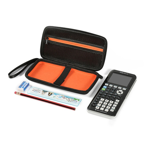 calculadora estuche duro para ti-83 y ti-84 plus ce ti-84 pl