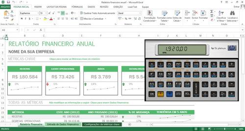 calculadora financeira hp 12c platinum (virtual)  manual pt