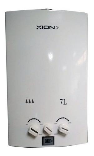 calefon calentador a gas 7 litros garantia - service propio