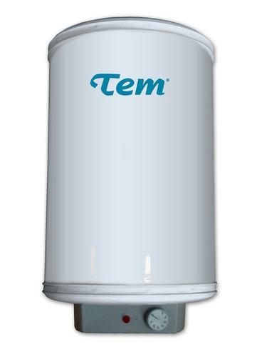 calefón termotanque tem 60 litros cobre