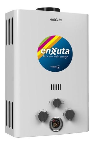 calentador calefon instantáneo a gas - enxuta - tenx6g lg