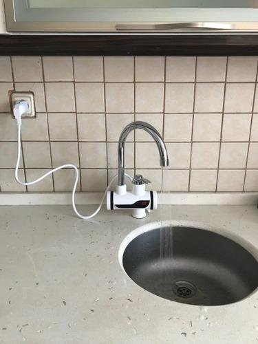 calentador de agua instantaneo grifo cocina 3000w