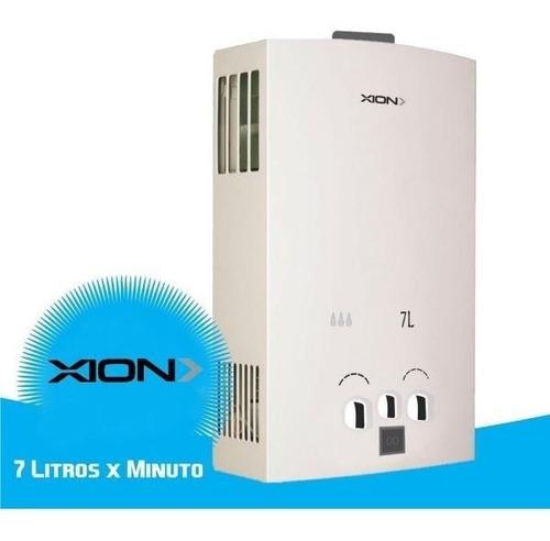 calentador instantáneo supergasr 7l/min - calefon - lcm