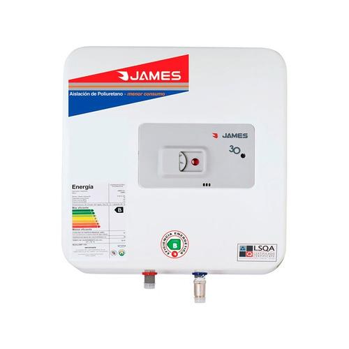 calentador james 30 lts. prisma - netpc