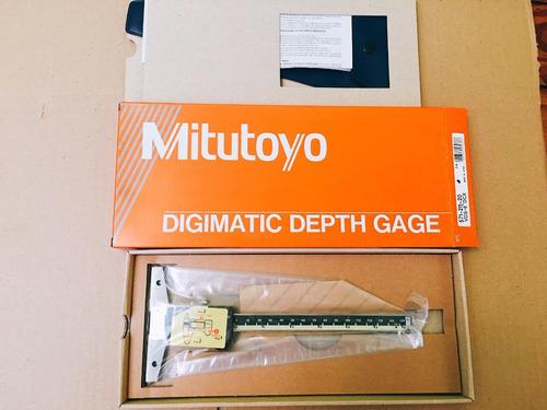 calibre de profundidad digital mitutoyo 150mm cod.571-211-20