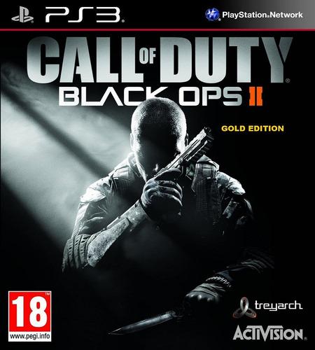 call of duty black ops 2 ps3 cod bo2 juegos play 3 gold edit